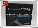 Indicatore luminoso G5 dell'automobile del LED con il chip H1 H3 880 881 per il faro automatico
