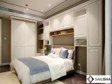 Guardaroba di legno degli armadi dell'Italia della camera da letto della mobilia domestica moderna dell'hotel