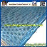 Лист металла алюминиевого отверстия платформы продолговатого Perforated