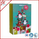 Regalo de Navidad hechas a mano bolsas de papel bolsas de papel comercial