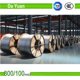 Смазанные проводники 26/7 150/25 алюминиевых проводников ACSR усиленное сталью