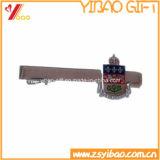 昇進のギフト(YB-LY-TC-01)のためのカスタム金張りのタイクリップ