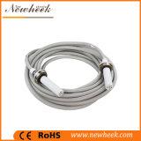 Remplacement de câbles à haute tension de Claymount