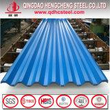 Prezzo d'acciaio galvanizzato ricoperto dello strato del tetto di colore rosso