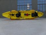 Una persona LLDPE Kayak profesional de la pesca en kayak Sit on Top Kayak en Venta