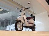 500Wブラシレスモーターを搭載する普及した電気モペット