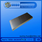 Metal Powder Metalurgia Hoja de Tungsteno / Placa