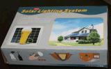 ضوء شمسيّة بينيّة مع مصباح كهربائيّ عمل في أسواق حارّة