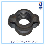 水圧シリンダのエンドキャップのUリンクのための鋳鉄