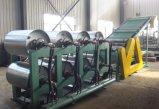 Grupo de borracha da maquinaria fora da máquina refrigerando para a linha de borracha da folha
