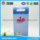 Migliore casella trasparente stampata di vendita di imballaggio di plastica dell'animale domestico