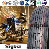 Motorrad-Reifen/Gummireifen des Rabatt-Schmutz-3.00-17 für Paraguay