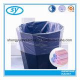 Bolso de basura plástico multicolor del precio bajo