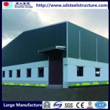 Stahlkonstruktion-Fertighäuser für Angola-Regierung