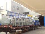 De gebruikte of Lijn van de Machine van het Recycling van de Was van de Fles van het Huisdier van het Afval Plastic Verpletterende Drogende