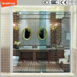 調節可能なステンレス鋼フレーム、アルミニウムフレーム、簡単なシャワー室、シャワー機構、シャワーの小屋、浴室を滑らせる6-12緩和されたガラス