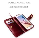 PU Кожаное портмоне Flip сотовый телефон чехол для iPhone 7