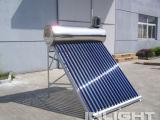 Cuivre Coil en acier inoxydable Chauffe-eau solaire