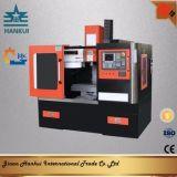 Vmc550L 4 Mittellinie CNC-Fräsmaschine mit Drehtisch