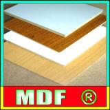 Tweezijdige Witte MDF 15mm van de Melamine