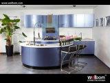 2015 Welbom изготовленный на заказ<br/> лаком современная кухня кабинет дизайн