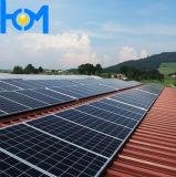 3,2 mm de haut en verre trempé de transmittance PV pour panneau solaire avec gain de puissance élevée