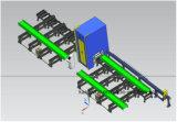 Machine en acier de Cutting&Drilling de plasma de commande numérique par ordinateur de plein faisceau automatique multifonctionnel
