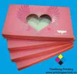 Contenitore di regalo impaccante riciclato del cartone di carta (OEM-BX003)