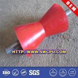 Rullo di nylon dell'olio di plastica con cuscinetto d'acciaio
