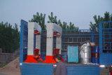 卸し売り中国のタイヤの出版物機械80tons 120tons 160tons 200tons積載量の固体タイヤ空気圧