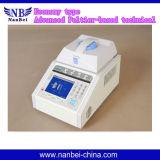 60*0.5ml Touch Screen PCR-Maschine mit dem Cer bestätigt