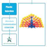 Couverture en plastique de jouet des synthons injection en plastique des enfants de moulage personnalisés de produits