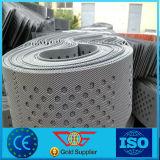 Gele Plastic HDPE Geocell van de Stabilisator van het Grint van het Net voor Oprijlaan