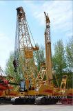 Équipement de levage hydraulique CQUY1500 Grue sur chenilles
