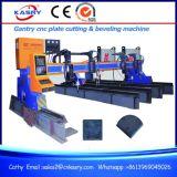 Машина стального металлопластинчатого вырезывания скашивая с типом вырезыванием Kr-Fy Gantry плазмы рамки