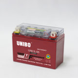 Батарея мотоцикла геля Mf 12n6.5-3b индикации LCD высокой эффективности геля безуходная