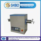 Tube-1700 Horno de tubo de vacío de alta temperatura para tratamiento térmico