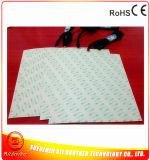 calefator da borracha de silicone da almofada de aquecimento da impressora 3D de 240*240*1.5mm