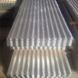 建築材のための波形のタイプが付いている電流を通された屋根シート