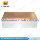 Industria de acero inoxidable con revestimiento de cobre metal metalúrgico