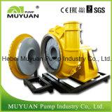 Pompe centrifuge résistante hautement abrasive de sable et de gravier