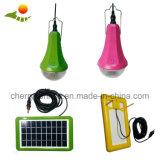 White Solar Lights Outdoor Pure White Mini kits de lumière solaire lumière d'urgence portative à vendre