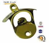 Presentes promocionais Custom Metal Beer Bottle Opener Wall Mount