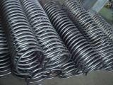 tubulação 310 316 de aço inoxidável para o cambista de calor