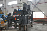 Aluminiumschrott-schmelzender Ofen der Qualitäts-1HQW1012A