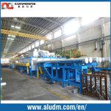 Fornace di alluminio alimentante posteriore del riscaldamento della billetta