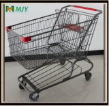 210 des amerikanischen Supermarkt-Liter Einkaufswagen-Mjy-210c