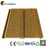 El panel de pared decorativo exterior WPC