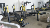 広州のハンマーの強さの体操のベンチ/傾斜のベンチの適性Equipmenか体操装置