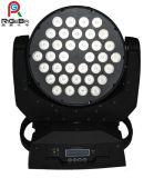 36X9W 3NO1 LED de alta potência de luz do Cabeçote Móvel